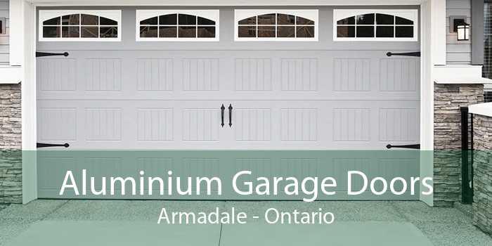 Aluminium Garage Doors Armadale - Ontario