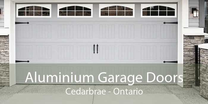 Aluminium Garage Doors Cedarbrae - Ontario