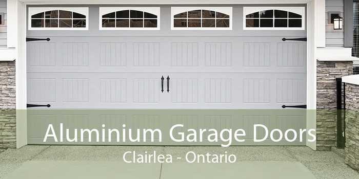 Aluminium Garage Doors Clairlea - Ontario