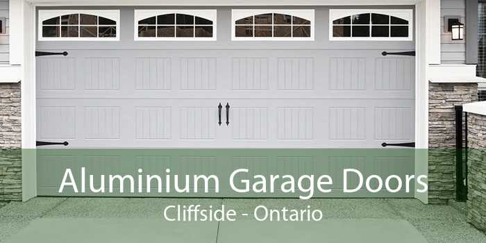 Aluminium Garage Doors Cliffside - Ontario