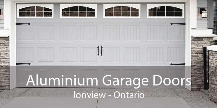 Aluminium Garage Doors Ionview - Ontario