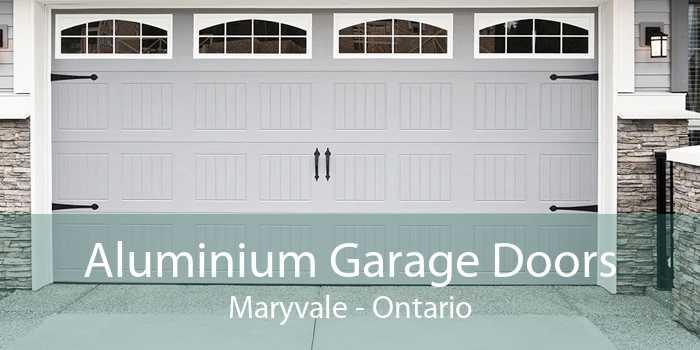 Aluminium Garage Doors Maryvale - Ontario