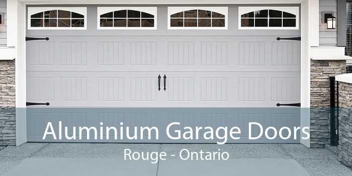 Aluminium Garage Doors Rouge - Ontario