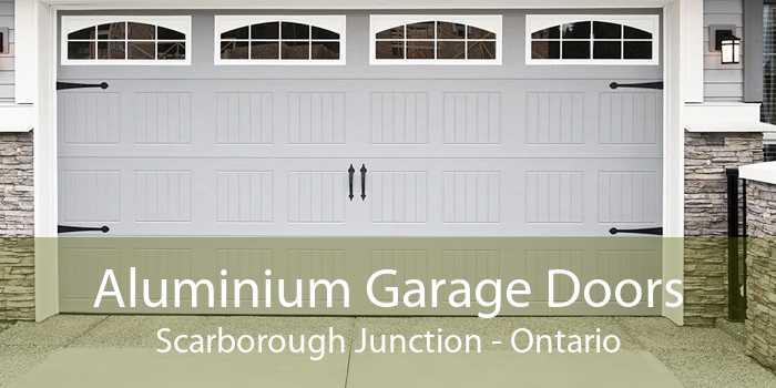 Aluminium Garage Doors Scarborough Junction - Ontario