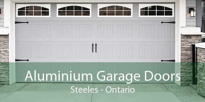 Aluminium Garage Doors Steeles - Ontario