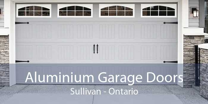 Aluminium Garage Doors Sullivan - Ontario