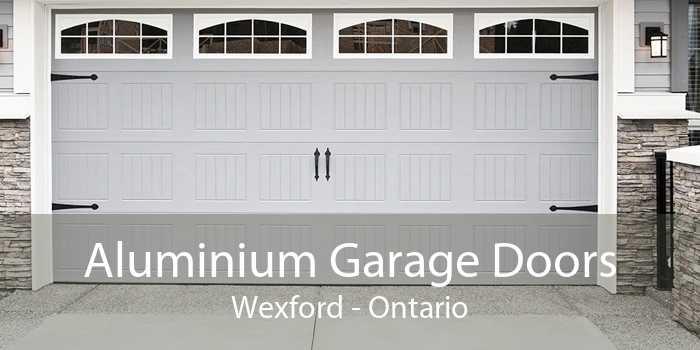 Aluminium Garage Doors Wexford - Ontario