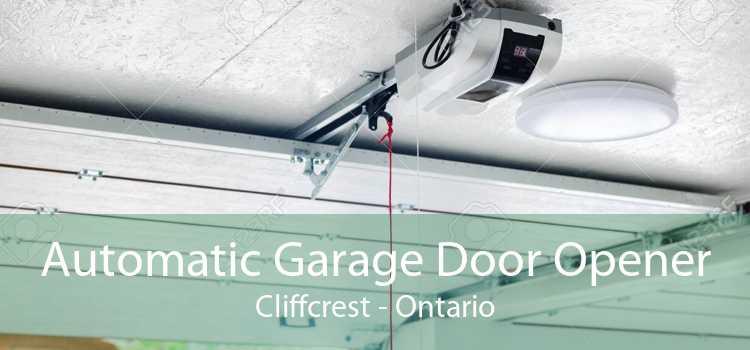 Automatic Garage Door Opener Cliffcrest - Ontario