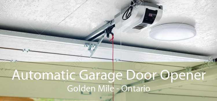Automatic Garage Door Opener Golden Mile - Ontario