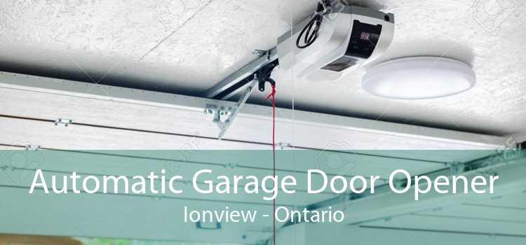 Automatic Garage Door Opener Ionview - Ontario