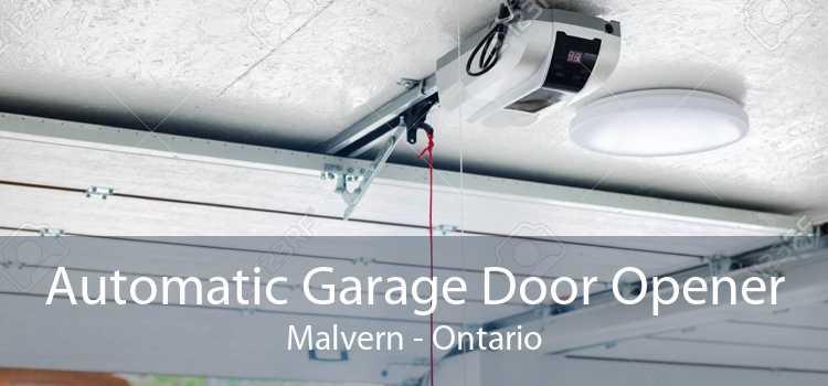 Automatic Garage Door Opener Malvern - Ontario