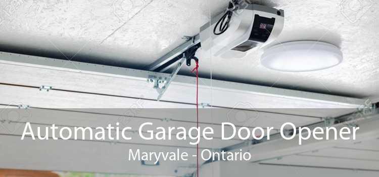 Automatic Garage Door Opener Maryvale - Ontario