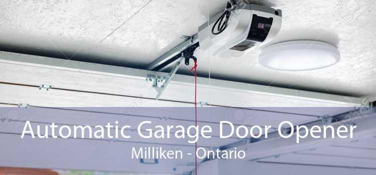Automatic Garage Door Opener Milliken - Ontario