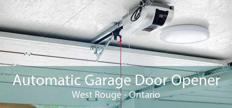 Automatic Garage Door Opener West Rouge - Ontario