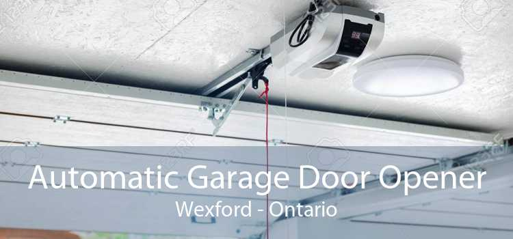 Automatic Garage Door Opener Wexford - Ontario