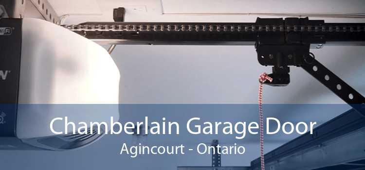 Chamberlain Garage Door Agincourt - Ontario