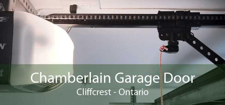 Chamberlain Garage Door Cliffcrest - Ontario