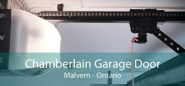 Chamberlain Garage Door Malvern - Ontario