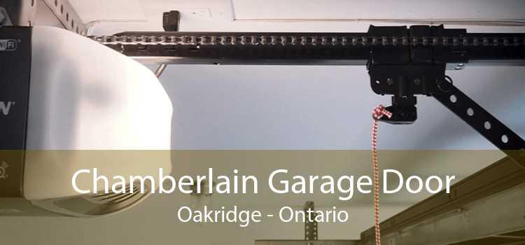 Chamberlain Garage Door Oakridge - Ontario