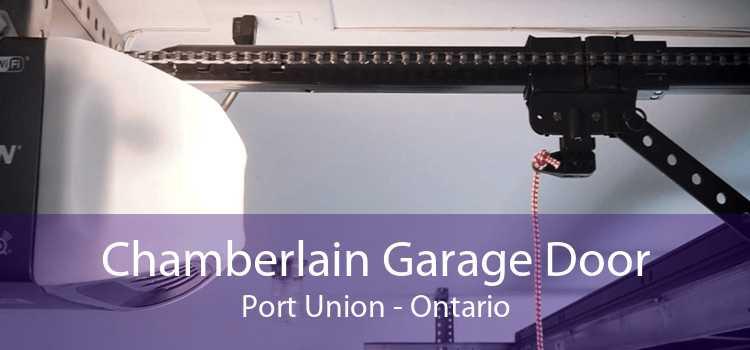 Chamberlain Garage Door Port Union - Ontario