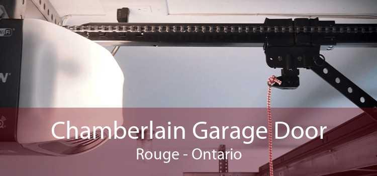 Chamberlain Garage Door Rouge - Ontario