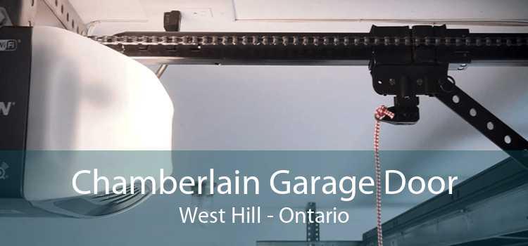Chamberlain Garage Door West Hill - Ontario