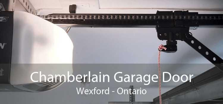 Chamberlain Garage Door Wexford - Ontario