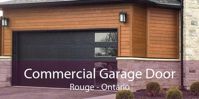 Commercial Garage Door Rouge - Ontario