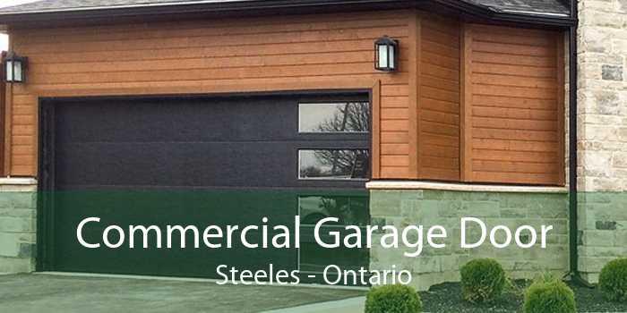 Commercial Garage Door Steeles - Ontario