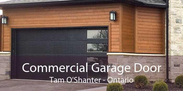 Commercial Garage Door Tam O'Shanter - Ontario