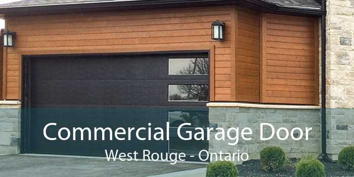 Commercial Garage Door West Rouge - Ontario