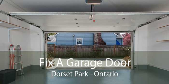 Fix A Garage Door Dorset Park - Ontario