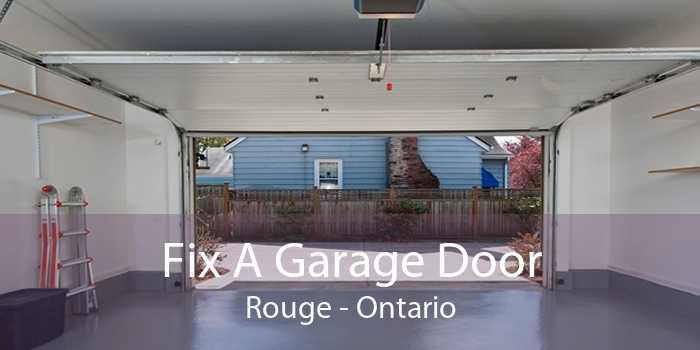 Fix A Garage Door Rouge - Ontario