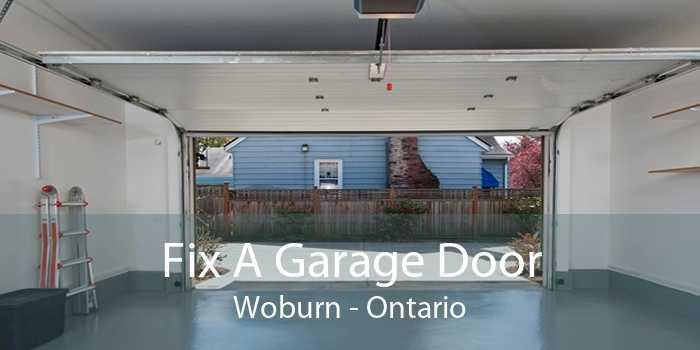 Fix A Garage Door Woburn - Ontario