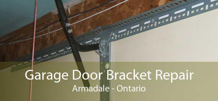 Garage Door Bracket Repair Armadale - Ontario