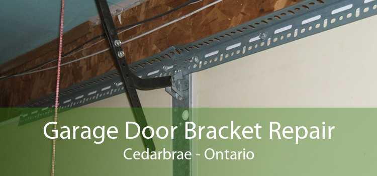 Garage Door Bracket Repair Cedarbrae - Ontario