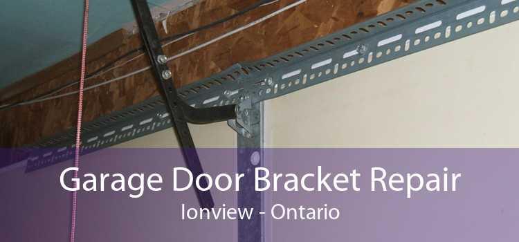 Garage Door Bracket Repair Ionview - Ontario