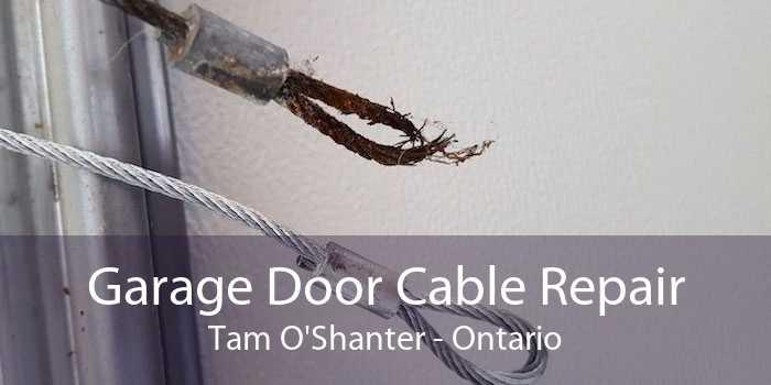 Garage Door Cable Repair Tam O'Shanter - Ontario