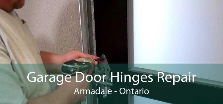 Garage Door Hinges Repair Armadale - Ontario