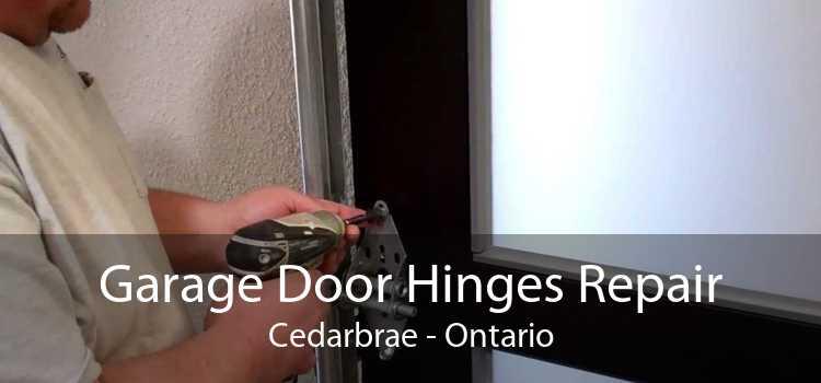 Garage Door Hinges Repair Cedarbrae - Ontario
