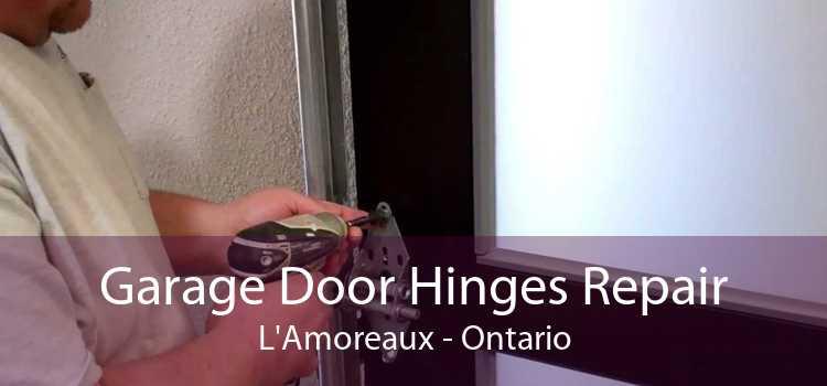 Garage Door Hinges Repair L'Amoreaux - Ontario