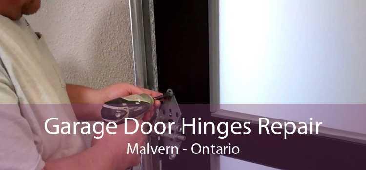 Garage Door Hinges Repair Malvern - Ontario