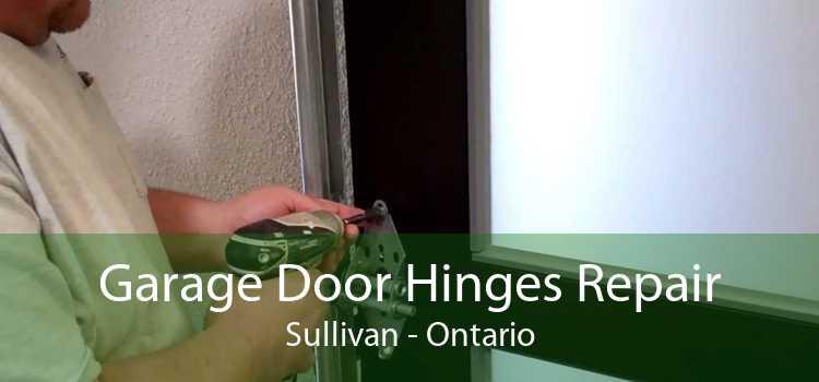 Garage Door Hinges Repair Sullivan - Ontario