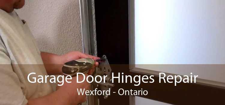 Garage Door Hinges Repair Wexford - Ontario