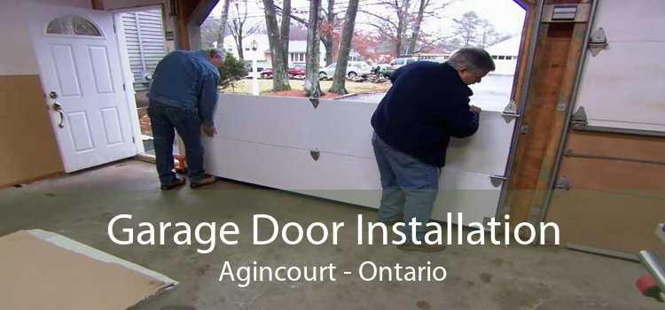 Garage Door Installation Agincourt - Ontario