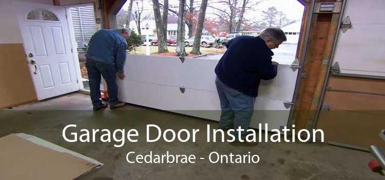 Garage Door Installation Cedarbrae - Ontario