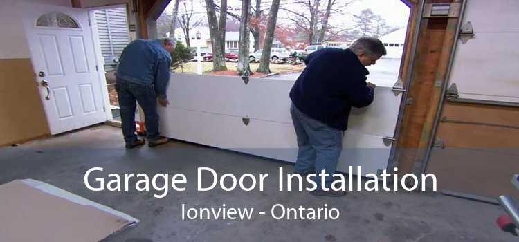 Garage Door Installation Ionview - Ontario
