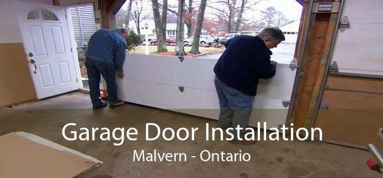 Garage Door Installation Malvern - Ontario
