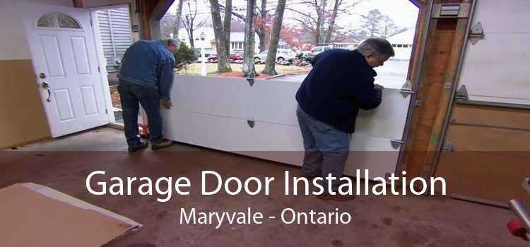 Garage Door Installation Maryvale - Ontario