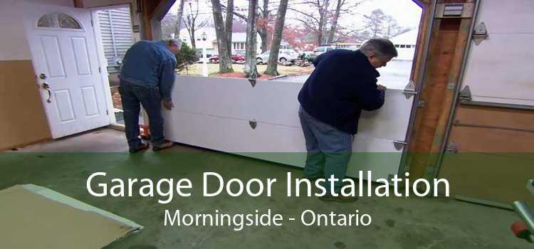 Garage Door Installation Morningside - Ontario